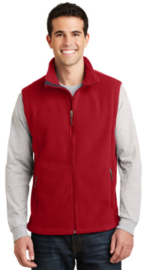 #F219 – Port Authority Fleece Vest