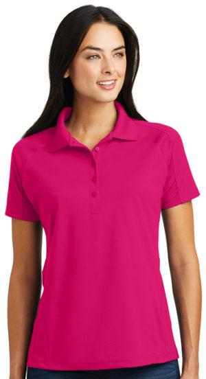 #L474 – Ladies Sport Tek Dri Mesh Pro Polo