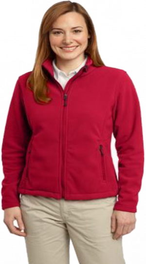 #L217 – Port Authority Ladies Fleece Jacket